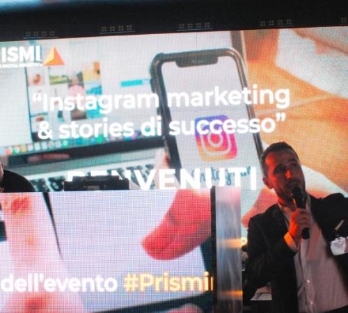 Evento PRISMI