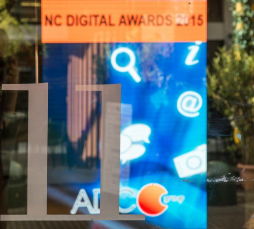 NC Digital Awards 2015